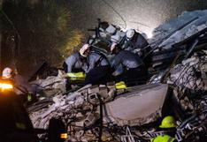 EE.UU.: las muertes por derrumbe de edificio en Miami suben a cuatro