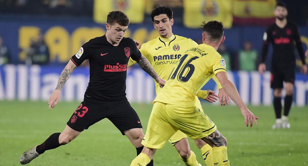 Atlético Madrid juega contra Villarreal por LaLiga Santander. Conoce las horas y canales TV para ver todos los partidos de hoy, domingo 23 de febrero. (Foto: AFP)