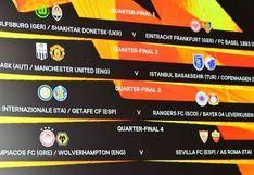 Europa League 2020 EN VIVO: consulta fixture y resultados de la reanudación del torneo en octavos de final