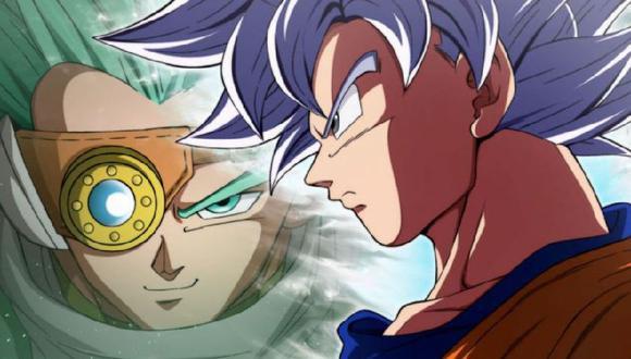 Dragon Ball Super: mira las viñetas filtradas del encuentro de Goku y Vegeta contra Granola