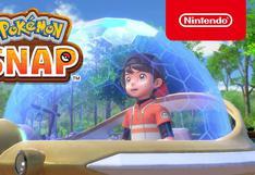 New Pokémon Snap estrena nuevo tráiler de lanzamiento