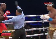Vitor Belfort venció a Evander Holyfield: así fue el minuto a minuto de la pelea de boxeo en Florida