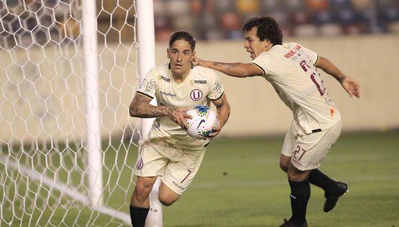Universitario vs. Real Garcilaso: cremas necesitan el triunfo y que Alianza Lima y Sporting Cristal pierdan ante sus respectivos rivales.   Foto: AFP