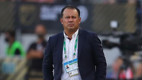 Juan Reynoso estuvo al frente del equipo de la Liga MX en el Juego de las Estrellas.