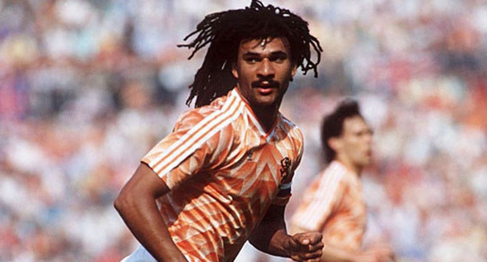 37. Ruud Gullit. (Getty Images)