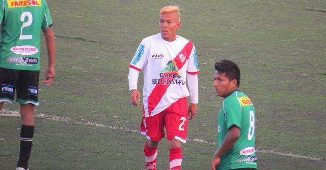 Sandro Rengifo defendió a Alfonso Ugarte en 2017.