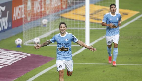 Sporting Cristal tiene 4 puntos en la Copa Libertadores (Foto: GEC)