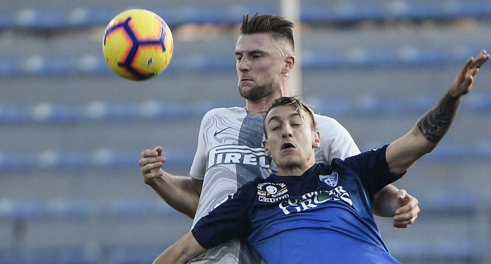 Antonino La Gumina / Sampdoria (Foto: AFP)