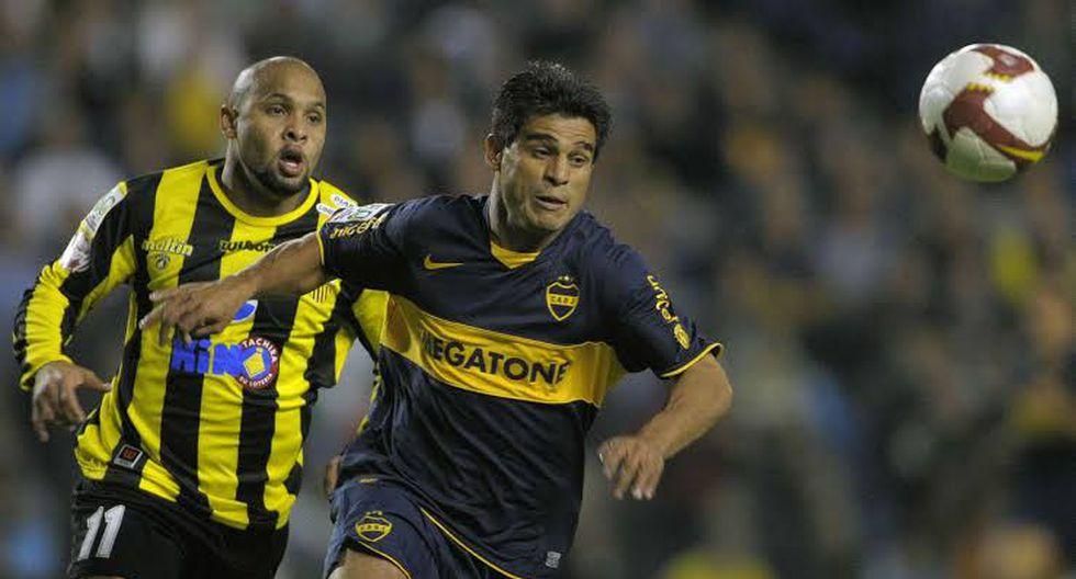 Hugo Ibarra es exfutbolista, tiene 45 años. Se retiró en el 2010.