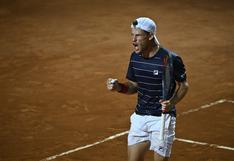 ¡El 'Peque' se hizo grande! Diego Schwartzman eliminó a Rafael Nadal del Masters 1000 de Roma