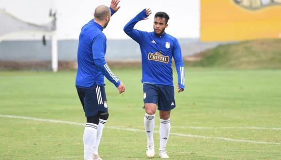 Sporting Cristal compartió el video de los goles anotados en el amistoso ante Alianza Universidad. (Foto: Prensa SC)