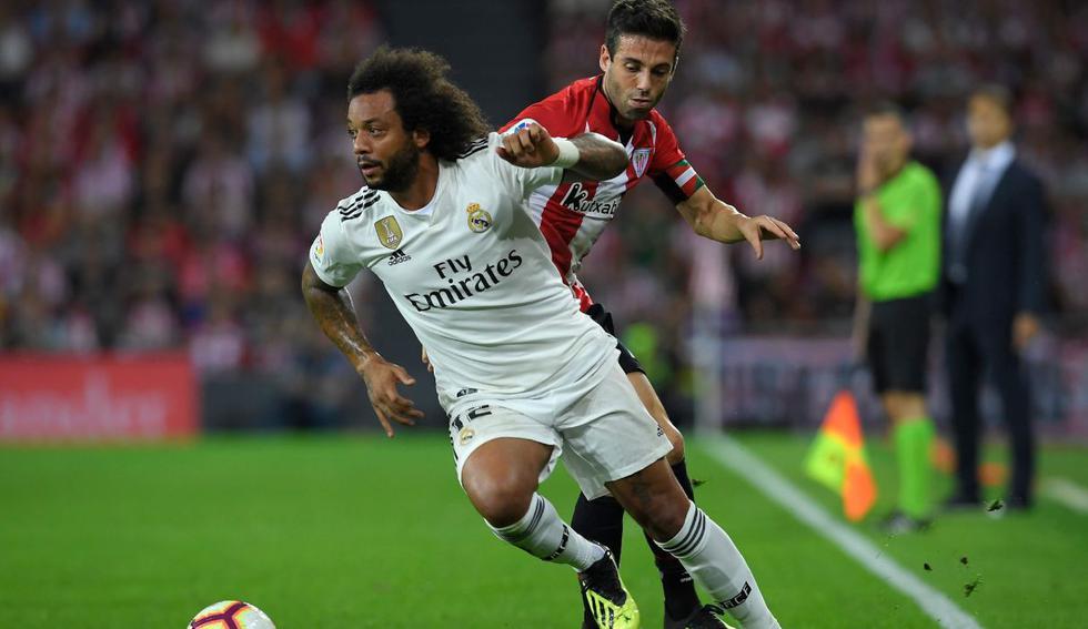 Real Madrid vs Athletic Club Bilbao EN VIVO y EN DIRECTO hoy: chocan por la fecha 4 de la Liga Santander 2018