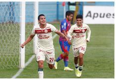 Las mejores imágenes de la goleada de Universitario por 4-0 sobre Alianza Universidad