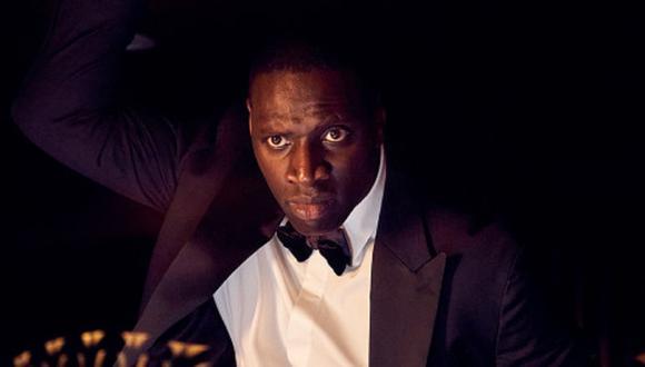 Aunque Assane Diop logró escapar de la trampa en el canal de televisión, pero perdió la cinta de VHS (Foto: Netflix)