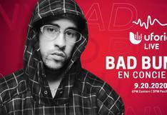 Bad Bunny en concierto: se realizó el show más esperado por sus seguidores