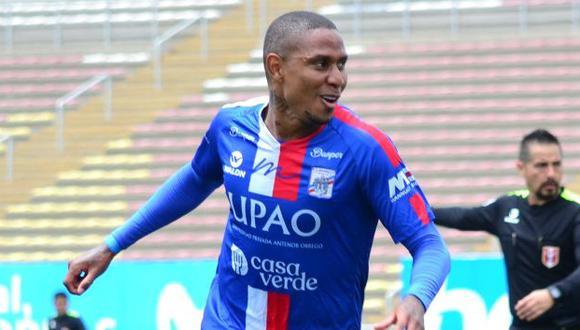 Arley Rodríguez marcó 4 goles en 22 partidos en Carlos A. Mannucci. (Foto: Carlos A. Mannucci)