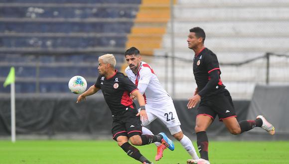 Municipal y UTC igualaron en el estadio Alejandro Villanueva (Foto: LIGA 1)