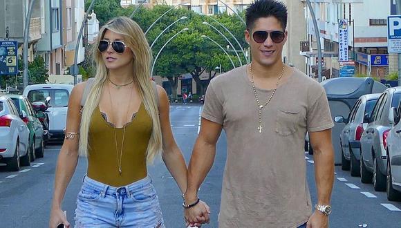 Chyno Miranda y Natasha Araos confirman que están separados hace más de un año. (Foto: Instagram)