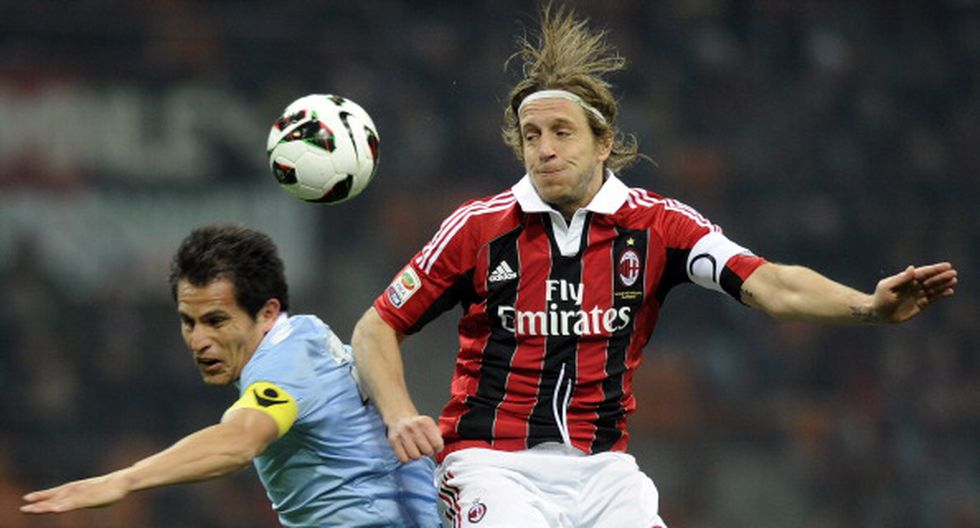 Massimo Ambrosini. (Getty)