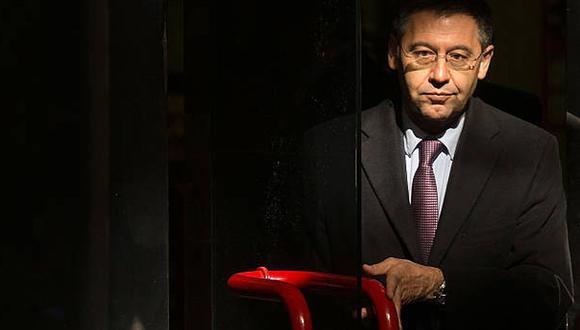 Josep Maria Bartomeu fue presidente del Barcelona durante 6 años. (Foto: Getty Images)