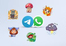 Así puedes pasar todos tus stickers de Telegram a WhatsApp en pocos pasos
