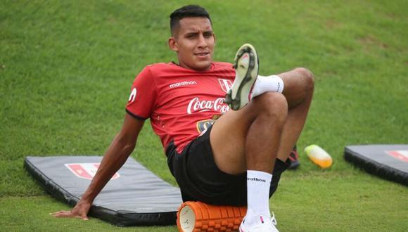 Alex Valera fue uno de los convocados de Universitario para la Copa América. (Foto: FPF)