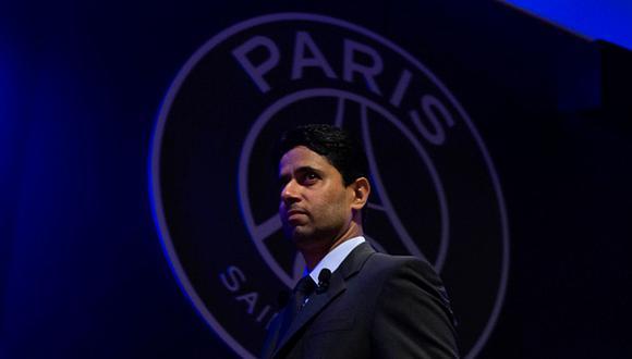 Nasser Al-Khelaifi tomó las riendas del París Saint-Germain hace 10 años tras encargo de la familia real qatarí. (Foto: Getty)
