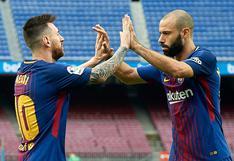 """Mascherano pone límites a la amistad: """"Jamás me atrevería a aconsejar a Messi qué tiene que hacer"""""""