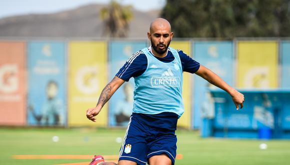Marcos Riquelme marcó 26 goles en la temporada 2020 con Bolivar de La Paz. (Foto: Sporting Cristal)