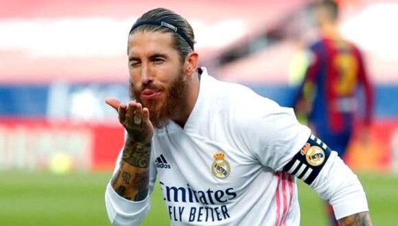 Sergio Ramos lleva 16 temporadas en el Real Madrid. (Foto: AFP