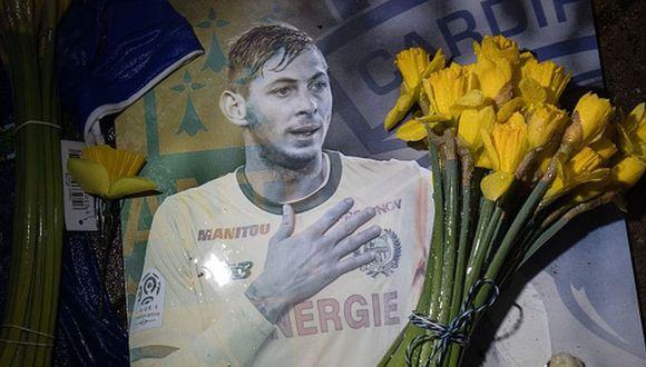 Emiliano Salah falleció luego que su avioneta caiga camino a Francia. (Getty)