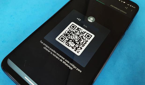 De esta manera, mediante tu código QR, podrás añadir a personas sin necesidad de pedirles su número. (Foto: Computerhoy)
