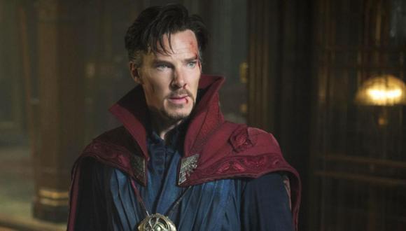 Marvel: Benedict Cumberbatch se tiene que ocultar en una entrevista por Zoom por Doctor Strange 2. (Foto: Marvel Studios)