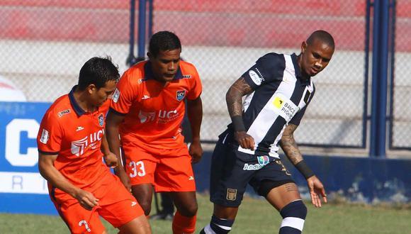 Alianza Lima empató con César Vallejo en Villa El Salvador (Foto:Liga 1)