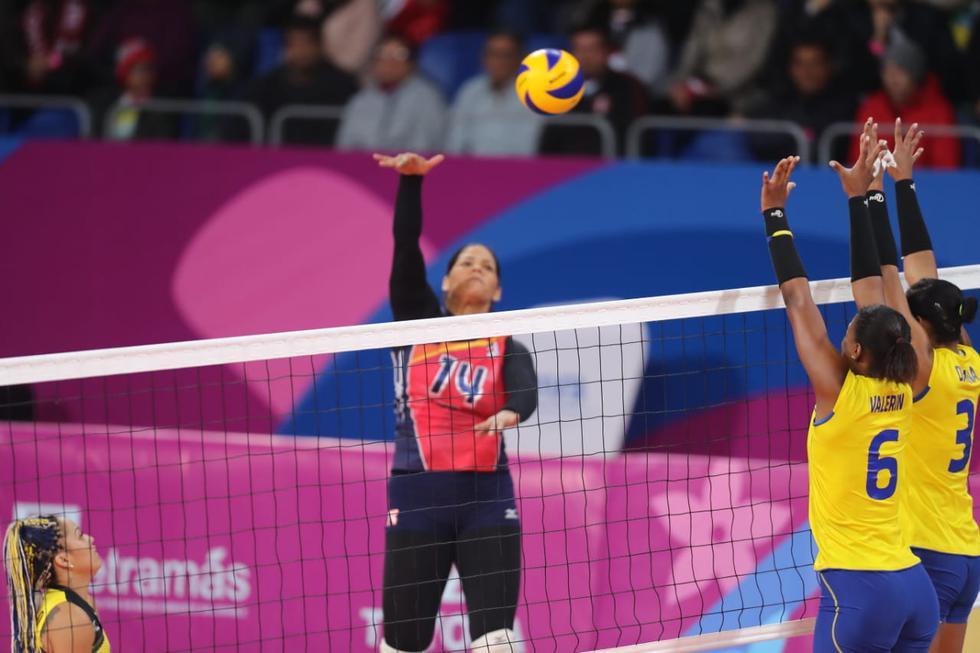 República Dominicana venció 3-1 a Colombia y se que consagró con la medalla de oro. (Foto: Giancarlo Ávila / GEC)