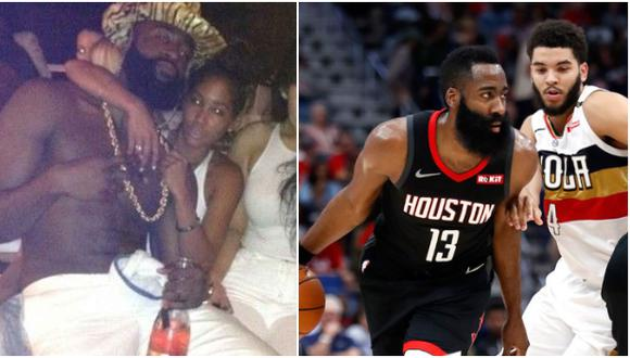 Los privilegios de James Harden en los Houston Rockets. (Difusión)