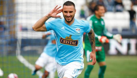 Emanuel Herrera habló fuerte sobre su salida de Sporting Cristal.  (Foto: GEC)