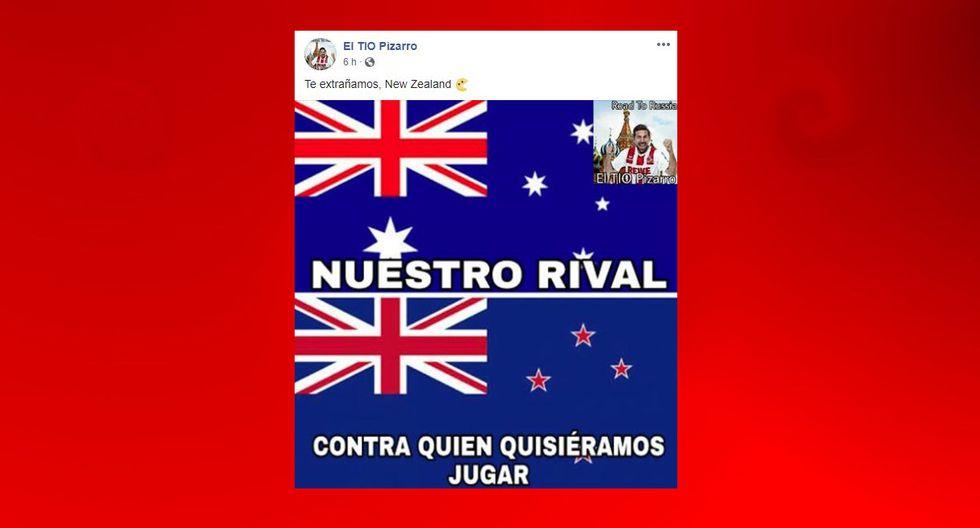 Perú vs. Australia: los memes ya viven el partido de despedida de la bicolor del Mundial Rusia 2018.