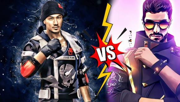 Free Fire OB27: DJ Alok vs. Jota, ¿cuál es e| mejor personaje tras la actualización?
