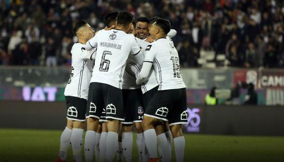 Colo Colo goleó 3-0 a Audax por la fecha 14 del Campeonato AFP PlanVital