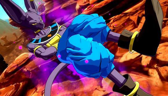 Dragon Ball Super: Vegeta ya utiliza su nuevo poder de Dios de la Destrucción. (Foto: Captura)