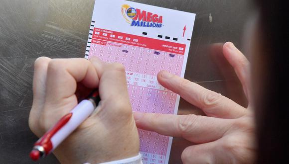 Olvidó que había comprado boleto de lotería y cuando revisó había ganado el premio mayor. (Foto: AFP)