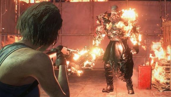 Resident Evil 3 Remake: 'Nemesis' deslumbra con su aterrador aspecto en las nuevas imágenes filtradas del videojuego.