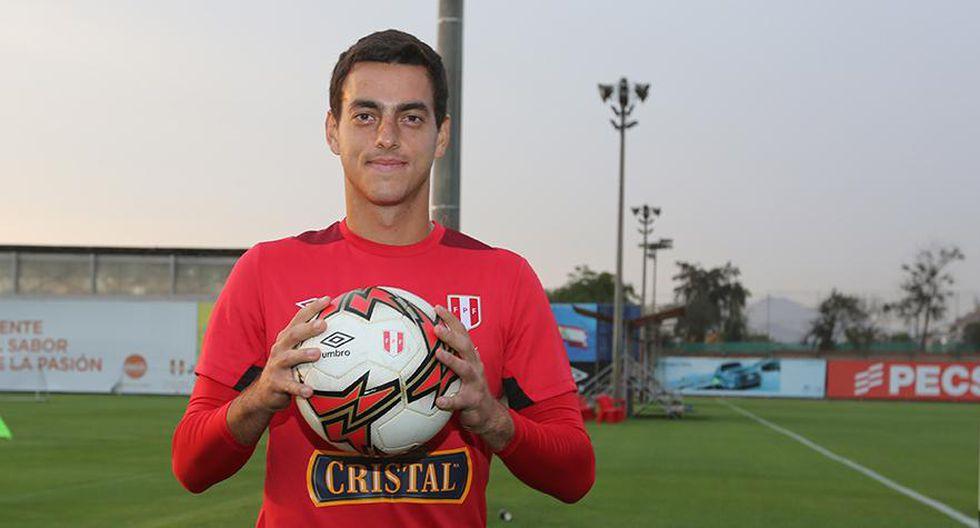 Duarte tendrá su primera experiencia en una liga internacional.