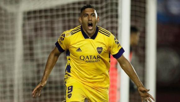 Boca Juniors venció por 2-1 a Lanús en el regreso del fútbol argentino. (Twitter/Boca Juniors)