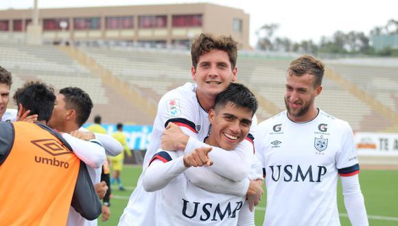 San Martín se impuso 2-1 a Carlos Stein por la fecha 16 del Torneo Apertura.