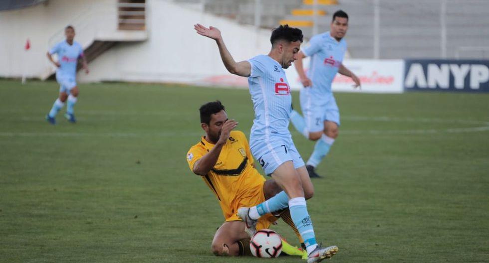 Real Garcilaso recibió a Cantolao por la fecha 12 de la Liga 1 en Cusco. (José Carlos Angulo)
