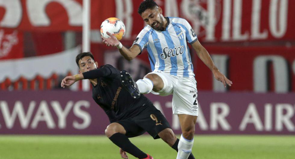 Hizo respetar la casa: Independiente le ganó 1-0 a Atlético Tucumán Copa Sudamericana
