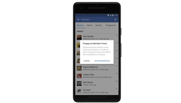 Facebook se renueva y trae una nueva función al momento de compartir noticias. (Foto: Facebook)