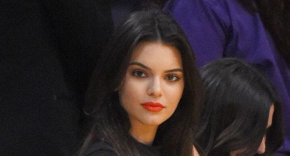Kendall Jenner tiene actualmente 24 años. (AP)
